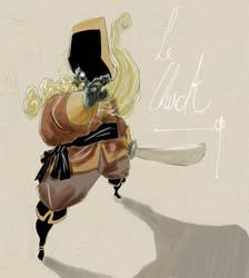 LE CHUCK by richguard
