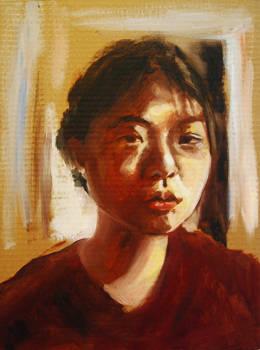 Self-Portrait2 Age 16