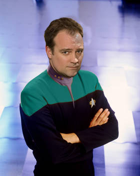 Star Trek: Dr. McKay