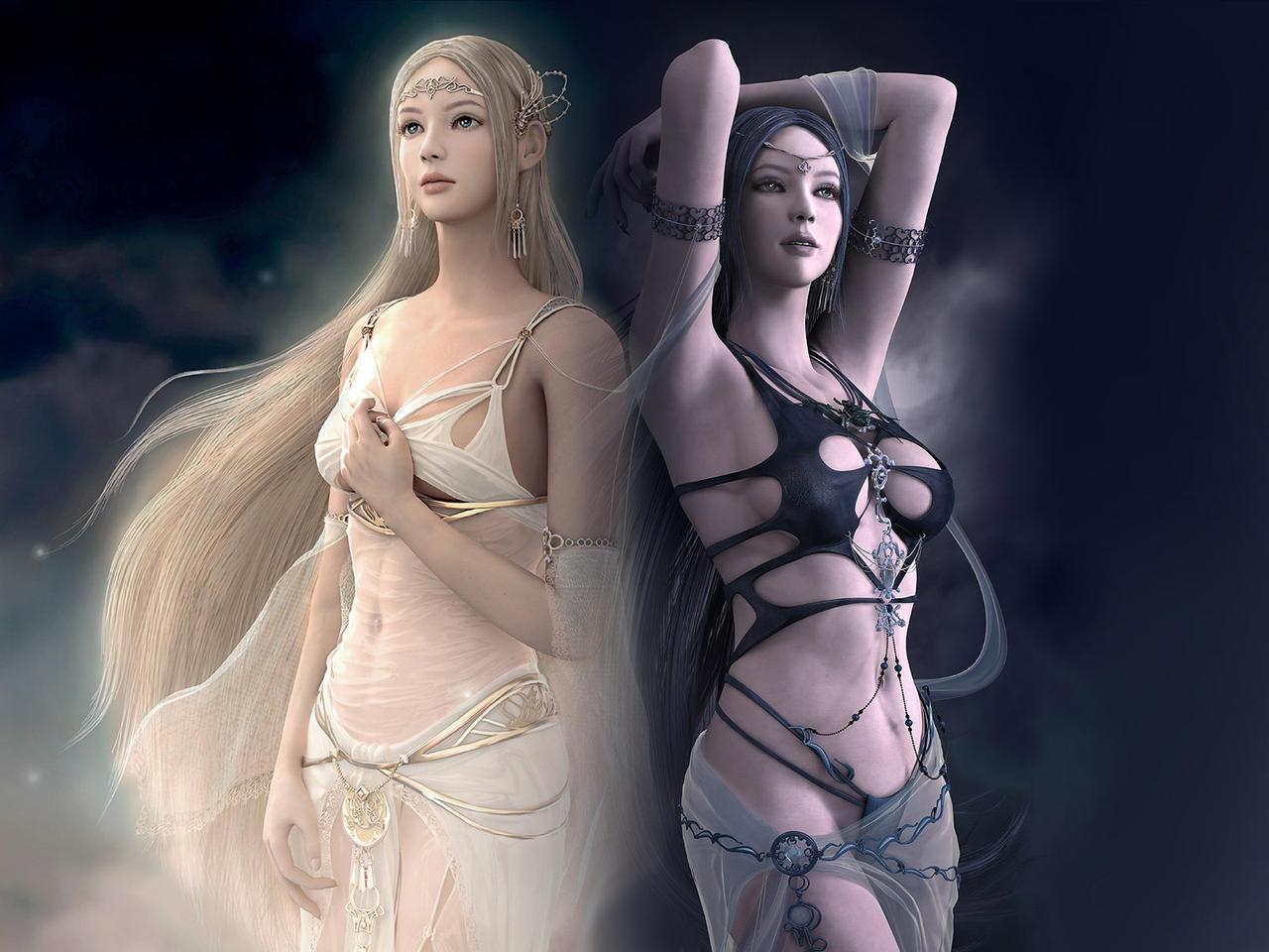 Shaiya nude hentai pictures