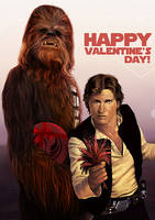 Valentine's from the Falcon