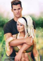 Landon and Catori by itaXita