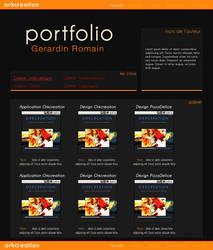 WIP- Orkcreation Portfolio