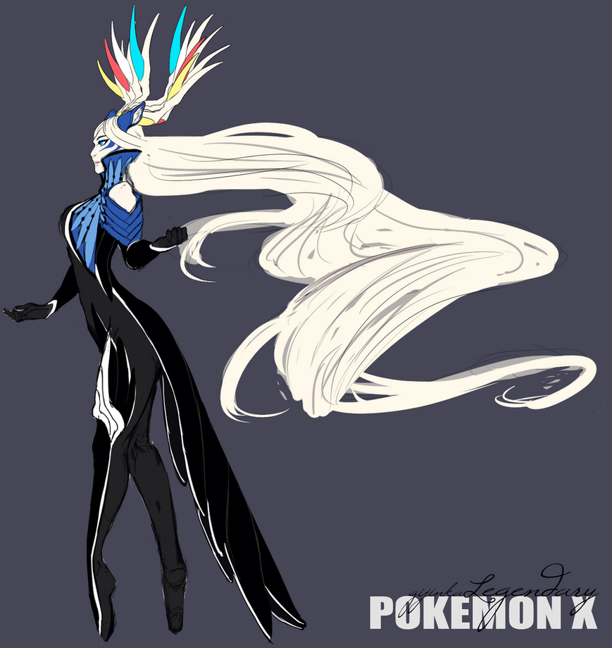 PKMN X Legendary by ophiurida
