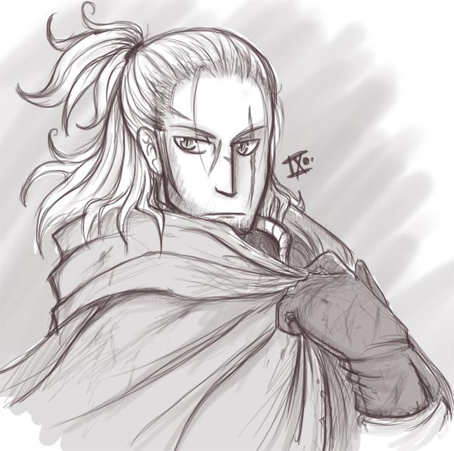 Geralt Of Rivia by IXinc