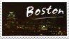 Boston stamp by RavynneNevyrmore