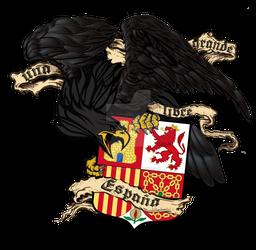 Alas Aguila Girada