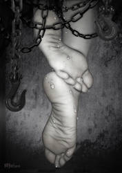 Chained In Dungeon