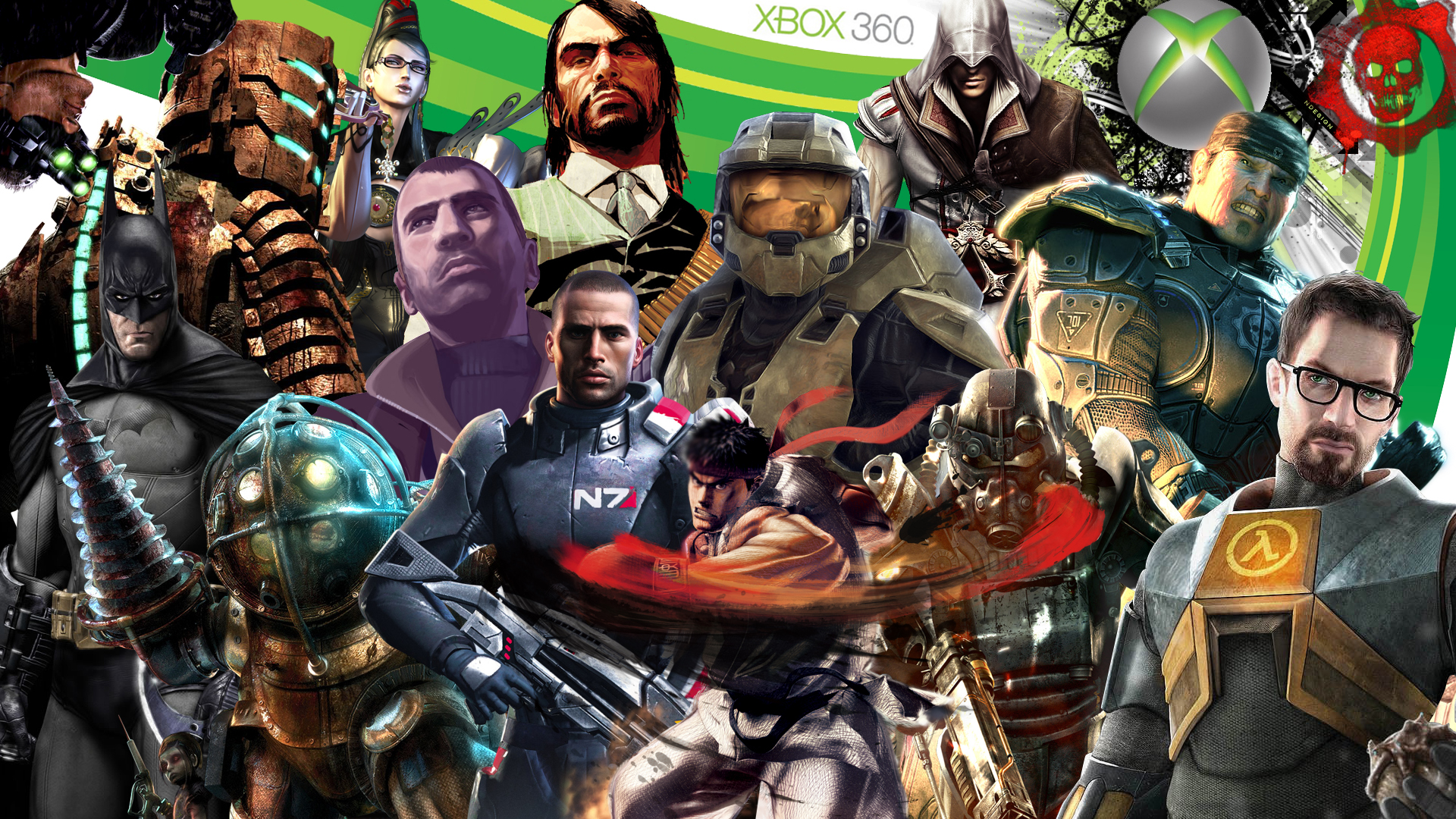 Xbox Games wallpaper - 180776 Xbox Games Wallpaper