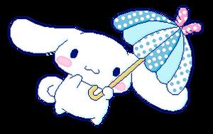 Sanrio Pixels: Cinnamonroll by i-maginatif