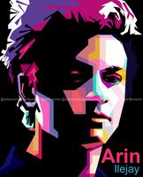 Arin llejay wpap by apeinz by ariefpeinz
