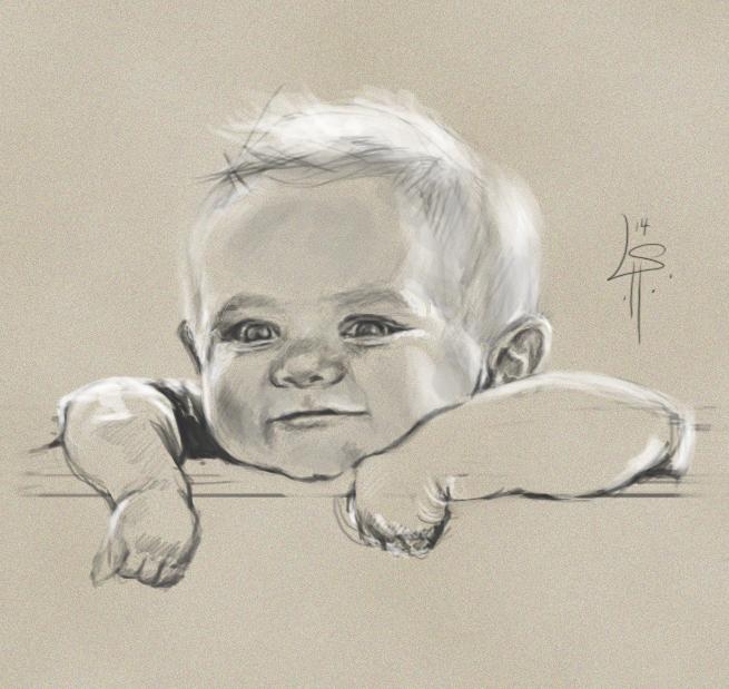 Kid Practice by sn4pdr4g0n