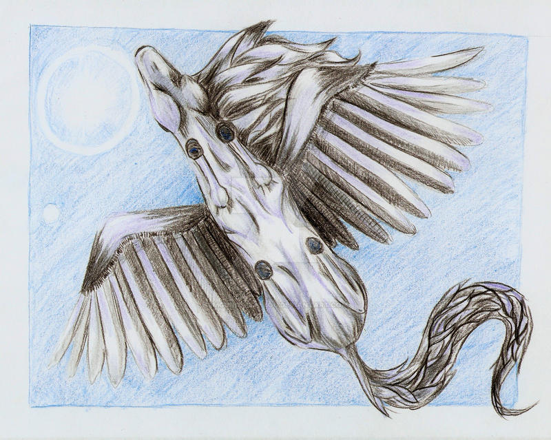 .Pegasus. by ImGunnaBiteYou