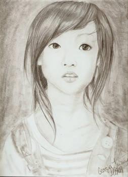 2009 Portrait Project. 1
