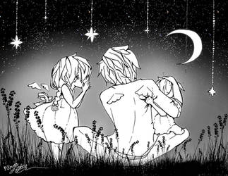 Under the Stars by magnumkiyoshi