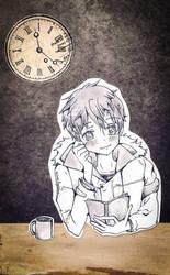 Time Stands Still by magnumkiyoshi