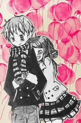 HUG by magnumkiyoshi