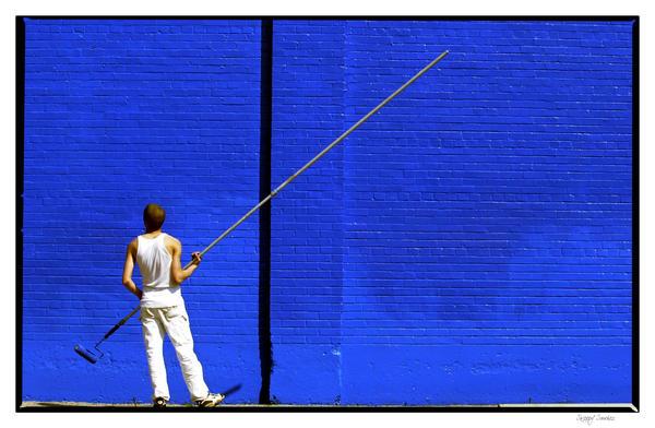 Kind of Blue by skippysanchez