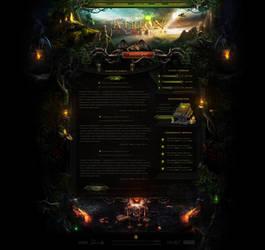 Atrion - game server