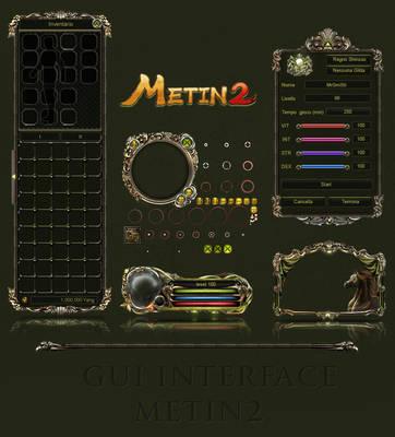 GUI Metin 2