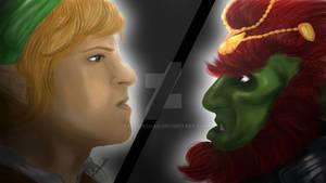 Link vs. Ganondorf