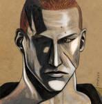 Jake Muller  by asabelmori