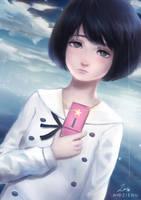 Naruse Jun by Zienu