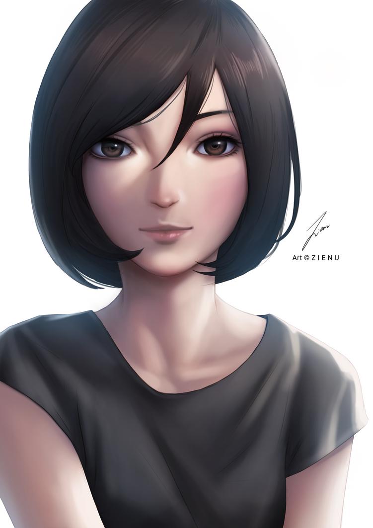 Katya Lischina by Zienu