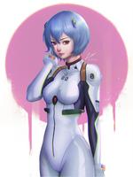 Rei Ayanami (Ver 1.01 Beta) by Zienu