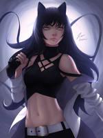 Blake Belladonna by Zienu