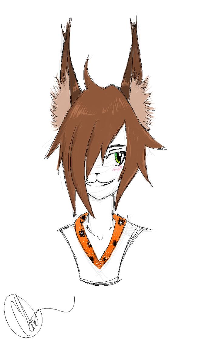 Fox Boy by kya207