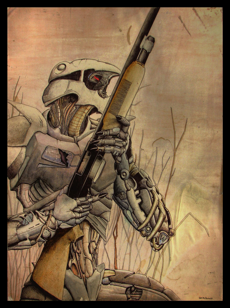 Duck Hunter by 5bodyblade