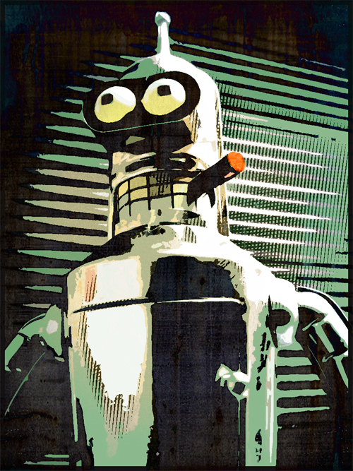 The Lovable Bender by 5bodyblade