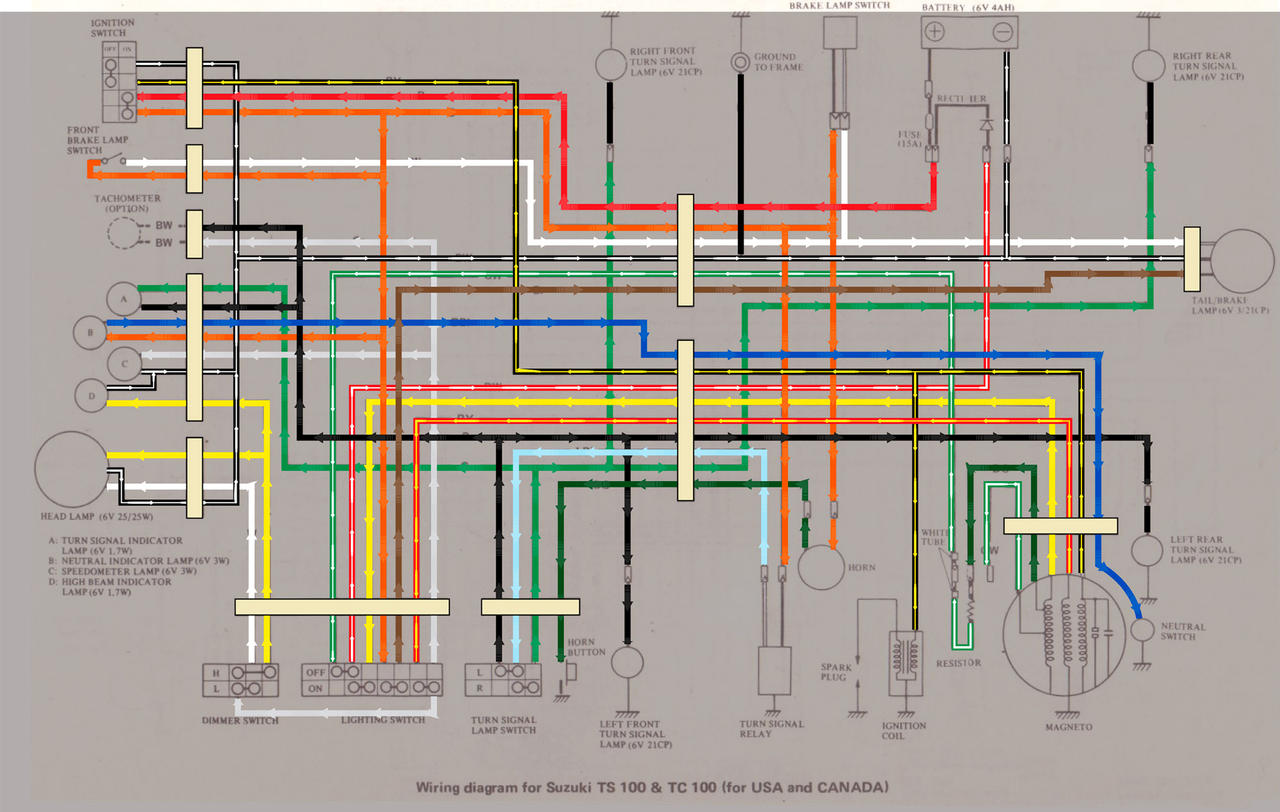 Wiring Diagram Suzuki Rc 100 Diagrams Brushless Esc Tc100 By 5bodyblade On Deviantart