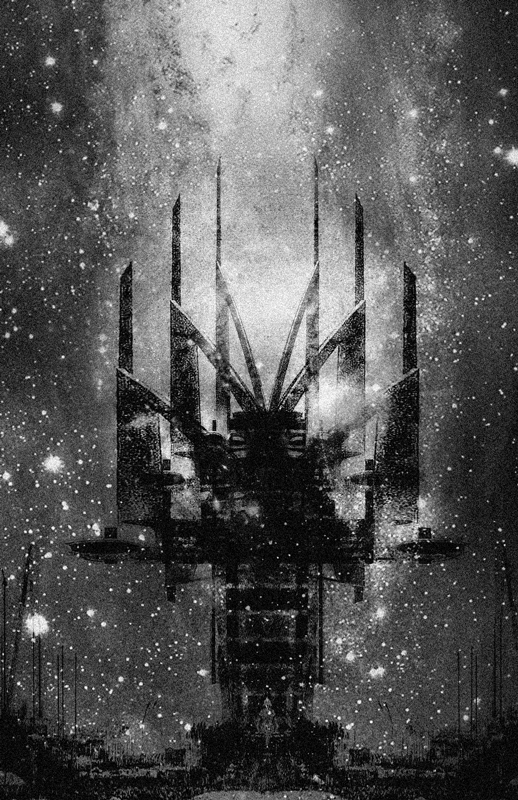 Gather the Stars by 5bodyblade