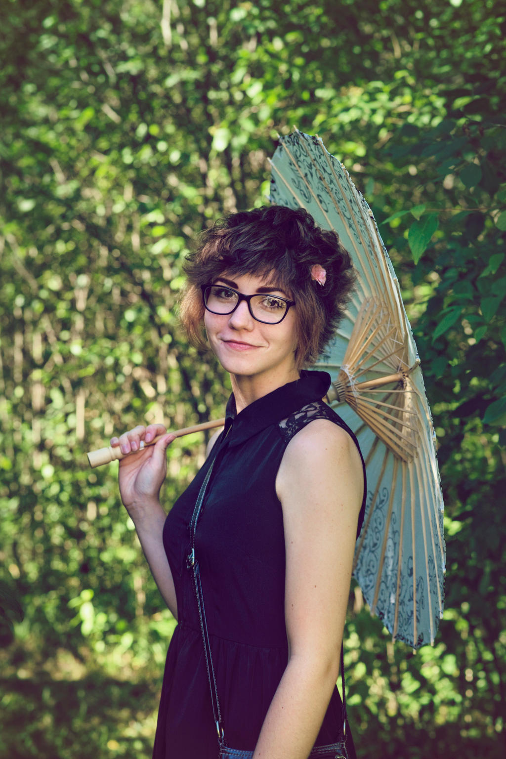 Jodi Umbrella by 5bodyblade