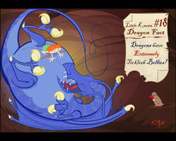 Dragon Fact number 18 by Wenamun