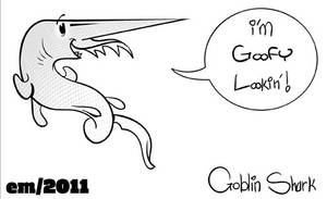 Shark: Goblin by Wenamun