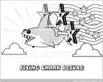 Flying Shark Deluxe