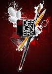 We Are Designers Poster