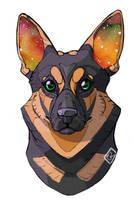 good dog by glitterghostie