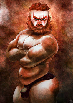 Ginger Warrior