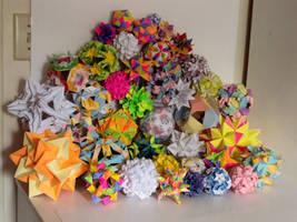 My Favorite Origami Models