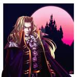 Commision of Alucard - Castlevania