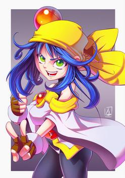 Lime - Saber Marionette J