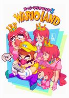 FanArt - Wario Land by leocirius