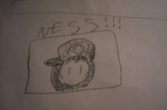 It's Ness