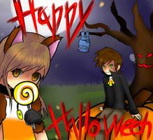 Happy Halloween! by Bubble-Goom