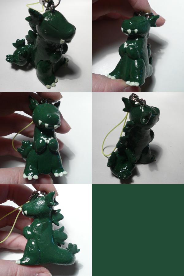 Godzillaaaaaa by ChibiSilverWings
