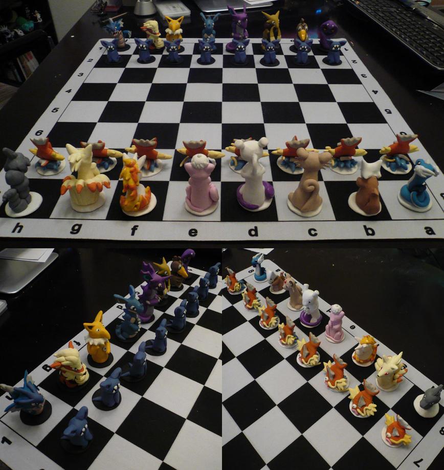 Final Gen1 Chess Full by ChibiSilverWings